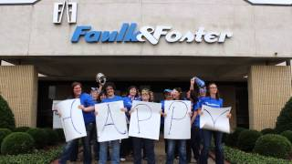 Happy We Are From Monroe LA - Faulk & Foster