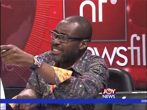 Auditor General Report - Newsfile on Joy News (14-3-15)