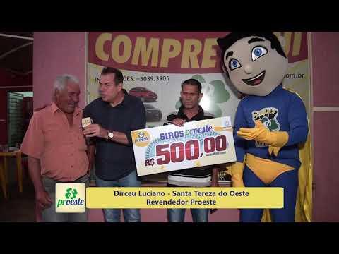 Osmar Inacio Giro Proeste 27.10.2019 - Santa Tereza do Oeste