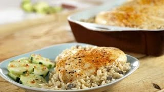 How To Make One Dish Chicken And Rice Bake