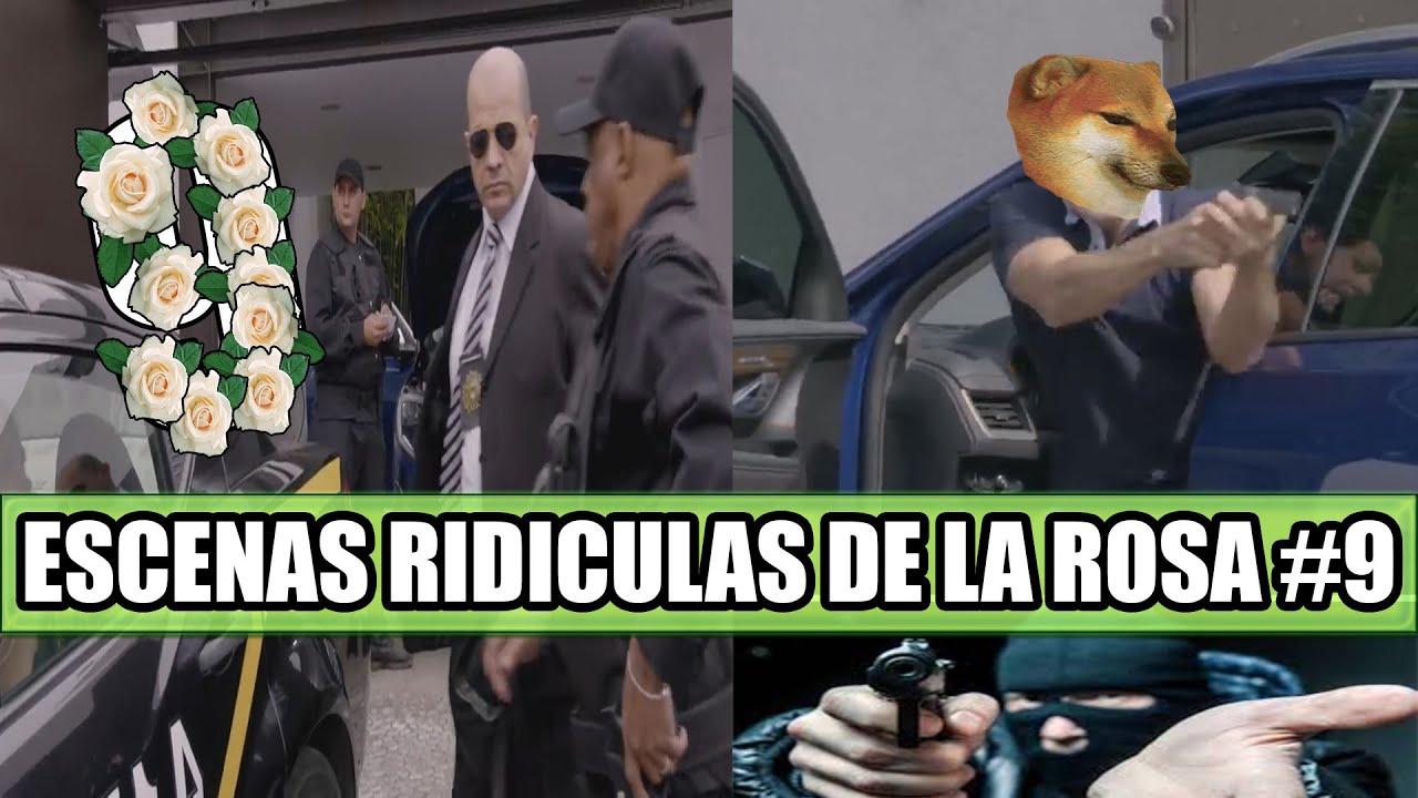 ALDO EL ROBA CARROS | ESCENAS RIDÍCULAS DE LA ROSA #9