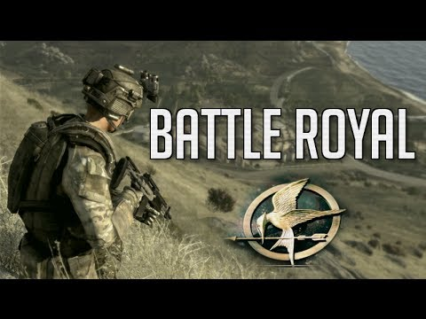A brief history of battle royale
