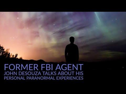 "Former FBI Agent John DeSouza Talks ""X-Files,"" Indigo Children and More"