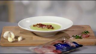 Supa de usturoi  • Bucataria Lidl cu Chef Florin Dumitrescu