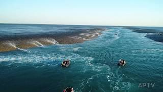 Cruising the Montgomery Reef, The Kimberley, NW Australia