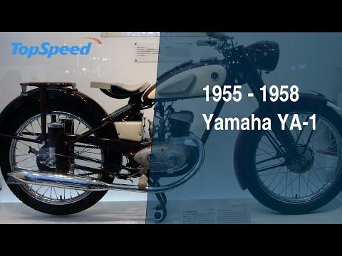 1955 - 1958 Yamaha YA-1