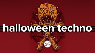 Halloween Techno Mix – October 2019
