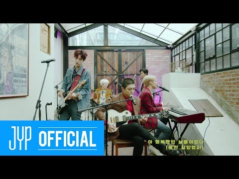 """DAY6 """"days Gone By(행복했던 날들이었다)"""" Live Video (12PM Ver.)"""