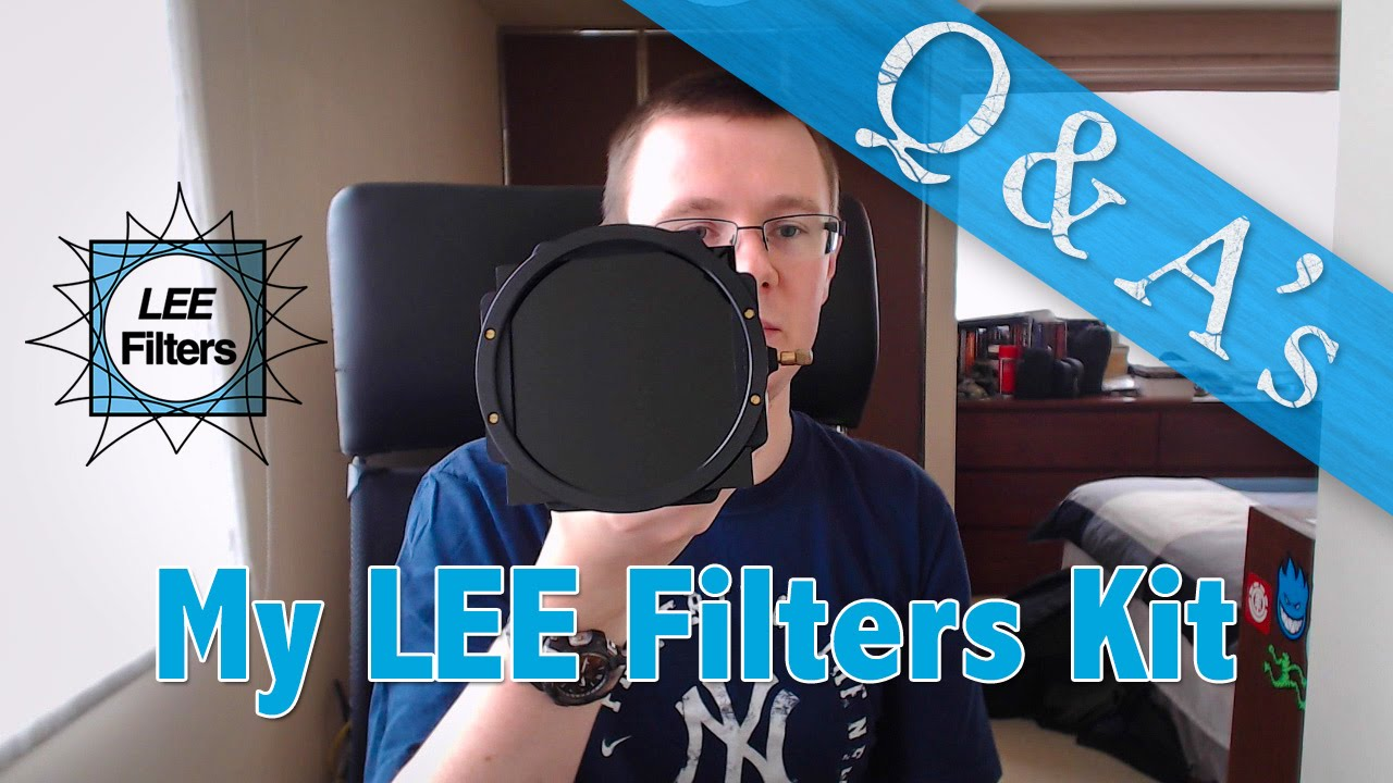 Q&A's! Ep 5 - My LEE Filters Kit