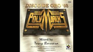DISCO DE ORO '93 MIXED BY TONY BARRERA