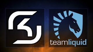 team liquid vs sk gaming