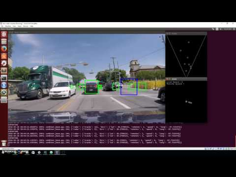 DSRC and Radar Integrated Vehicle Environment Recognition