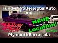 Need for Speed Payback - Fundort Stillgelegtes Auto #10 Plymouth Barracuda - 06. März