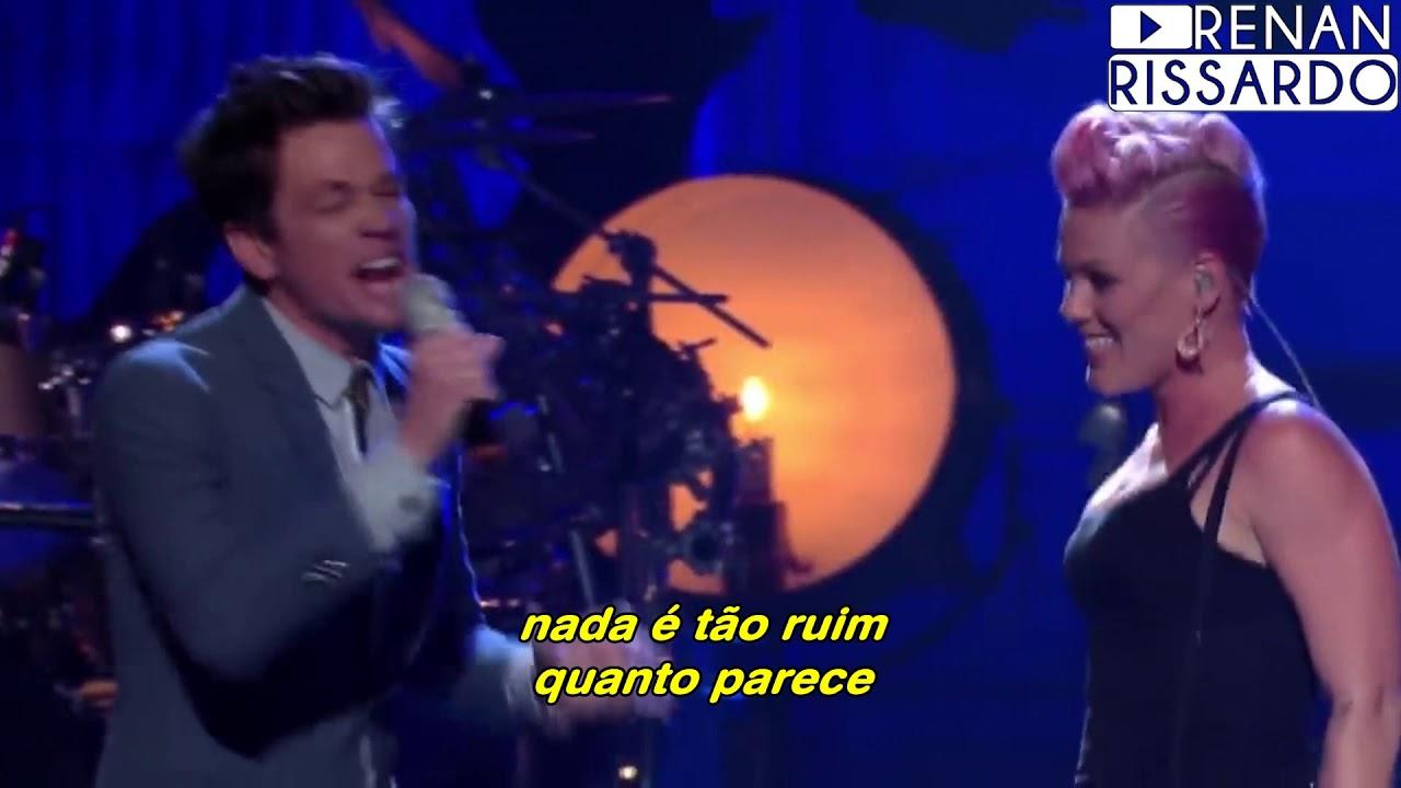 Download P!nk & Nate Ruess - Just Give Me A Reason (Tradução)