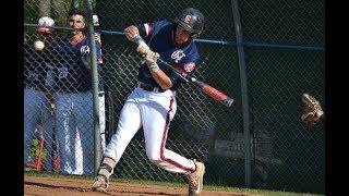 Danny Serretti Baseball Highlights from 2018
