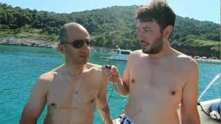 видео Автостоп из Дубровника в Черногорию