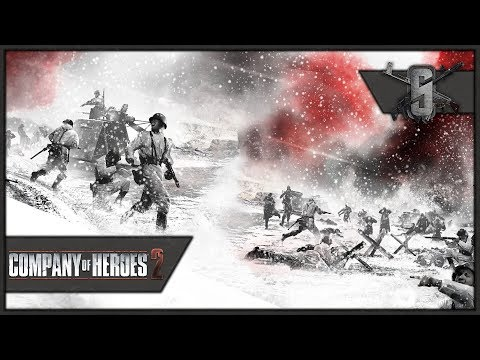 Most Elite Penal Battalion Ever - Company of Heroes 2 - Theatre of War: Victory at Stalingrad #1