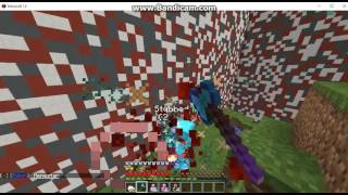 Minecraft Stqbbed Flying in Combat NasPvP