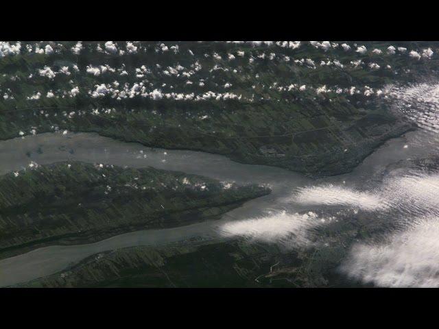 Le Québec vu de l'espace - 2001