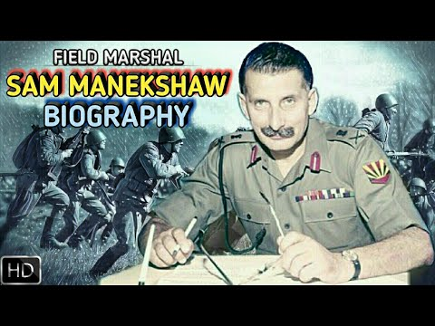 Field Marshal Sam Manekshaw Biography | The Greatest Soldier India Ever Knew (Hindi)