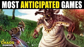 11 Most Anticipated Open World Games of 2020, 2021 & Beyond!