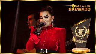 Фарзонаи Хуршед - Ҷоизаи Мусиқавии Ҳамсадо 2021 | Farzonai Khurshed - Hamsado Music Awards