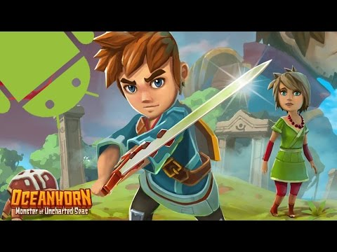 Oceanhorn Android GamePlay (By FDG Entertainment GmbH & Co.KG)