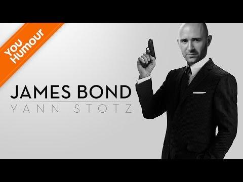 YANN STOTZ - James Bond