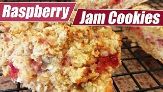 Raspberry Jam Cookies With Kara Corey