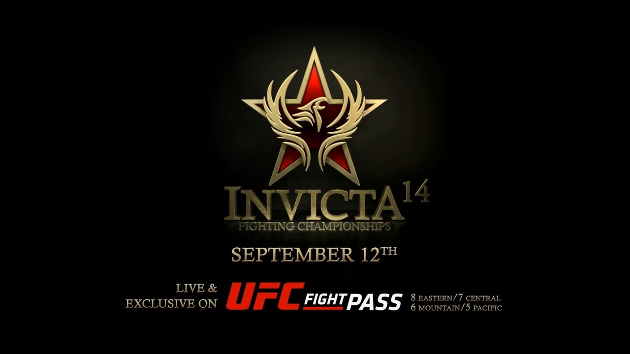 Invicta FC 14: Official Weigh-in - YouTube