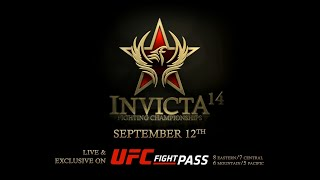 Invicta FC 14: Official Weigh-In