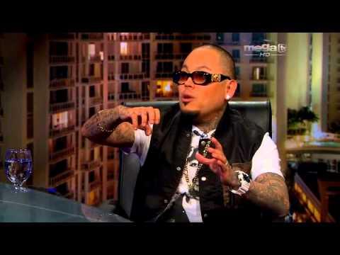 Jaime Bayly entrevista a A.B. Quintanilla.
