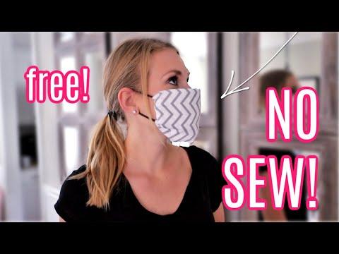 DIY *NO SEW*