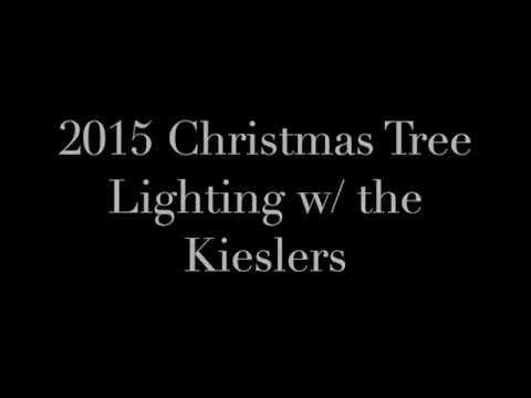 Christmas Tree Timelapse 2015