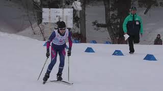 クロスカントリー リレー 女子-9【4KウルトラHD】にいがた妙高はね馬国体 2018.2.28