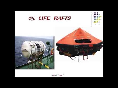 Life Saving Appliances Equipments -LSA
