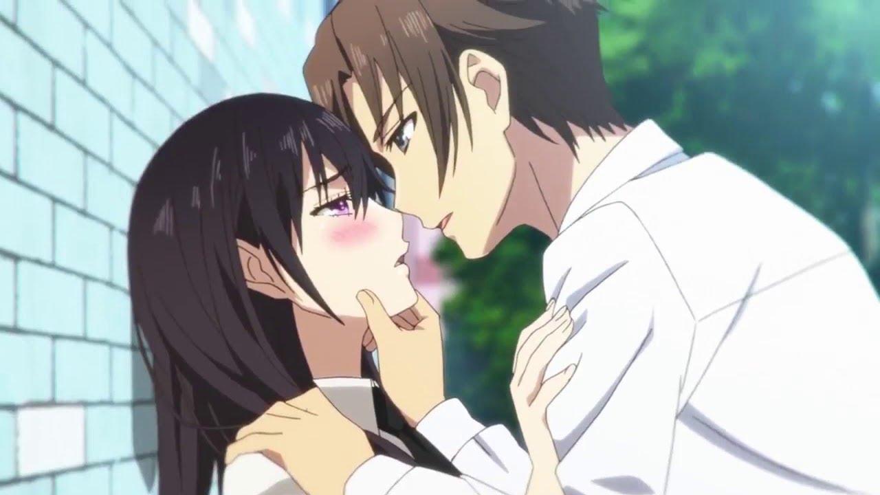 انمي رومنسي Amv على اغنية رومنسية راقصة Amv Anime Romance Amv Sad Anime Romance Youtube