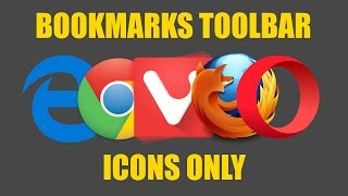 Baixar How To Show Icons Only On Your Bookmarks Bar In Your Browser