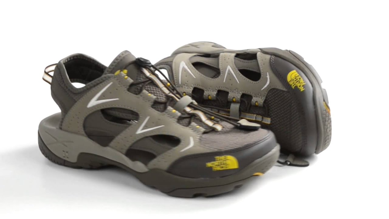 water shoes north face