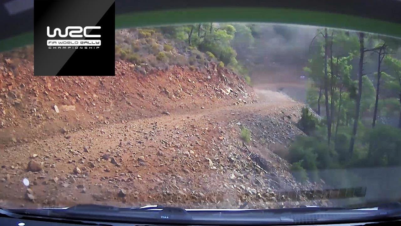 WRC - Rally Turkey 2018: Shakedown ONBOARD Latvala