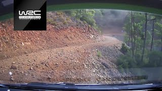 WRC - Rally Turkey 2018: Shakedown ONBOARD Latvala