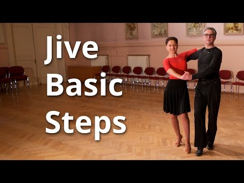 Jive Basic Steps - Dance Routine and Figures