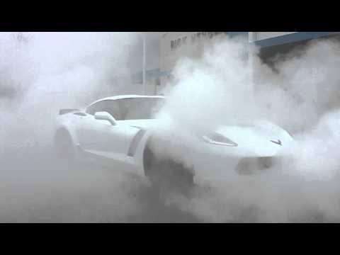 2015 Chevrolet Corvette Z06 Dyno'd at 585 Rear-Wheel HP