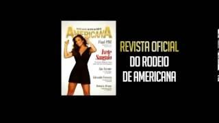 Vinheta Revista Oficial Festa do Peão 2012
