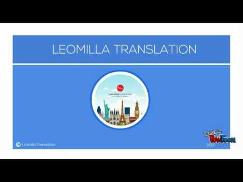 Agenzia di Traduzioni - Leomilla Translation - Firenze