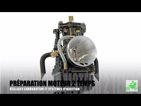12 prepa 2t reglage carburateur et injection 2 temps youtube - Reglage carburateur 2 temps ...