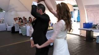 Свадебный танец молодых. простой свадебный танец(Постановка танцев на свадьбу, корпоратив, выпускной, дни рождения, конкурсы, вечеринки и детские праздники...., 2015-02-05T15:22:36.000Z)