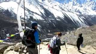Everest Base Camp Trek 2014