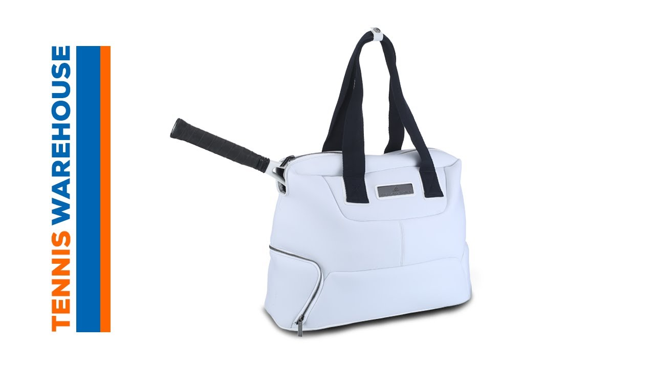 b9e1fe1f7d adidas Stella Bag McCartney Tennis Bag - YouTube