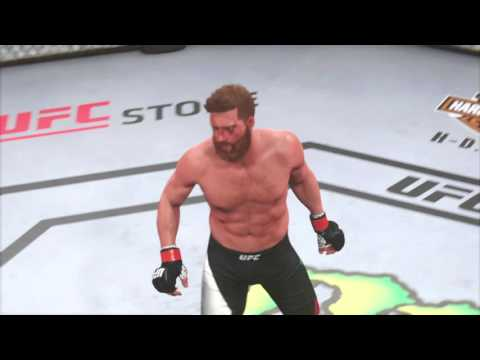 UFC 2 Behind the Back KO
